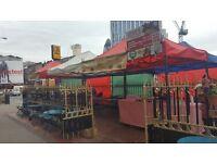 Market Stall For Rent