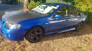 Ford falcon xr6 bf mk2 Goodna Ipswich City Preview
