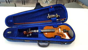 Used Violin Sale – ½ and ¼ Sizes