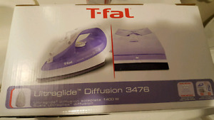 Brand new in box t-fal iron