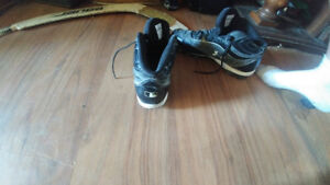 Under armour size 12 baseball cleets