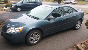Pontiac G6 V6 *!Mint Condition! *SOLD  to a great family  THANKS