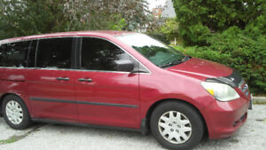 Honda 2005 Odyssey