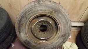 225/75R15 Dodge Dakota or Durango spare tire