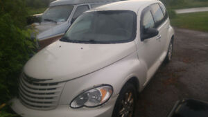2009 PT CRUISER AS IS