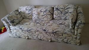 Pull out sofa Kitchener / Waterloo Kitchener Area image 1