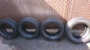 4 Saisons - Bridgestone Potenza 215/60/r15
