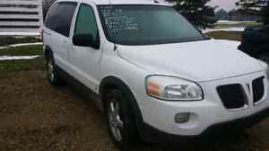 REDUCED!!!! 2009 PONTIAC MONTANA