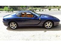 Ferrari 456 5.5 auto GTA, Collectors condition, full Ferrari service history