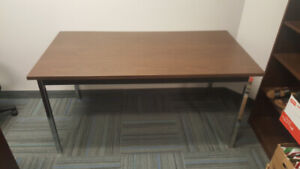 Large Office Tables (Heavy Duty, Great Condition)