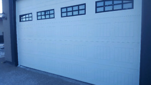 16 x 10 or 16 x 8 Garage Door