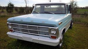 1969 F100, Kingston Kingston Area image 1