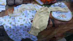 Premie baby ducky clothes set