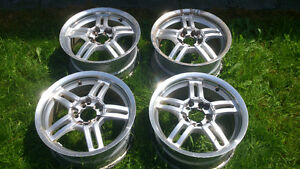 Alloy Rims, 15""