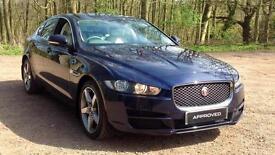 2017 Jaguar XE 2.0d (180) Prestige High Spec Automatic Diesel Saloon