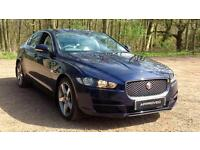 2017 Jaguar XE 2.0d (180) Prestige High Spec Automatic Diesel Saloon