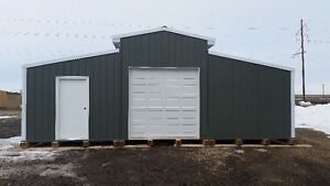 Portable sheds, shelters, greenhouses, barns, and cabins