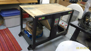 craftsman rotary tool bench