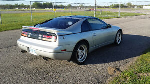 1992 300ZX Original Canadian Twin Turbo LHD, Manual, CLEAN