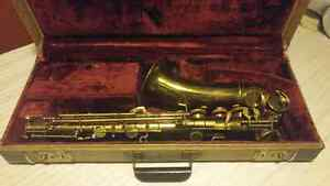 Vintage Alto Sax (price reduced)