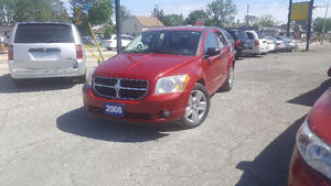 LEASE TO OWN IN 2 YEARS - 2008 Dodge Caliber SXT 80,000 Kms