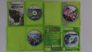 XBOX 360 Games...used