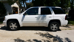 2007 Chevrolet trailblazer 4x4