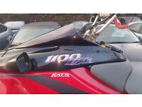 Kawasaki ZXi 1100 Jetski Spares or repairwith trailer Jet Ski