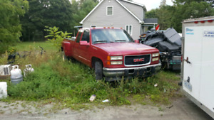 1989 gmc 3500 dually 350 tbi