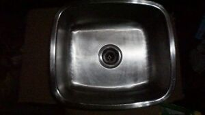 Stainless Single Sink