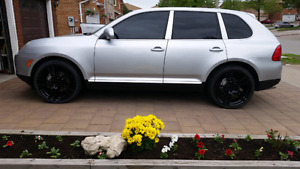 For sale Porshe cayenne S