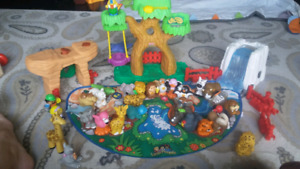 Fisher price A to Z learning zoo