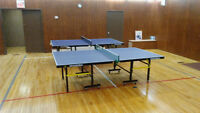 Junior Table Tennis Tournament