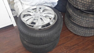 rims and tires mecerdes benz winter tires and rims ..mechelin