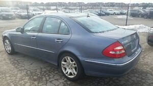 2003 Mercedes-Benz E-Class 500 Sport Sedan *AS IS*