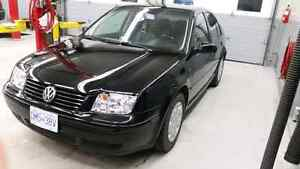 2002 Volkswagen Jetta - Mint condition  Prince George British Columbia image 3