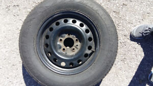 """15 """" rims (tires have been removed)"""