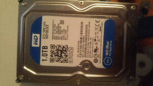 1 TB HARD DRIVE NEVER BEEN USED