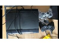 Ps3 36 games 2 controller