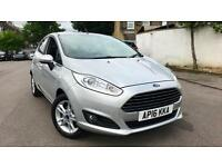 2016 Ford Fiesta 1.6 Zetec Powershift Automatic Petrol Hatchback