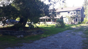 House and horse property for sale