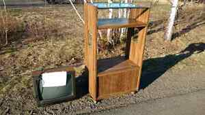 Free tv and stand - Bouctouche