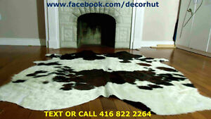 Cowhide Rug Hand Picked Brazilian Peterborough Peterborough Area image 2