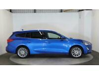 2020 Ford Focus 2.0 EcoBlue Titanium X 5dr Auto Diesel Estate Estate Diesel Auto