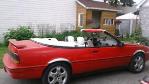 Pontiac Sunbird 1993