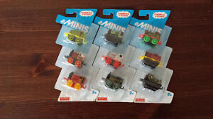 Thomas mini train 3 pack