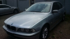 1998 BMW 528i e39 complete part out
