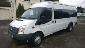 Ford Transit 430 Shr Bus 17 Str DIESEL MANUAL 2012/12