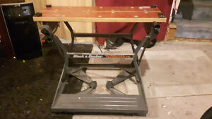 Black and Decker Dual-Height Workmate London Ontario image 3