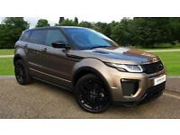 2017 Land Rover Range Rover Evoque 2.0 TD4 HSE Dynamic Lux 5dr in Manual Diesel